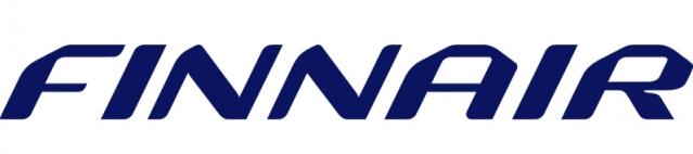 Das Logo von Finnair