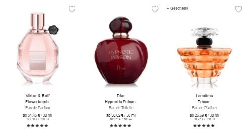 Parfum bei FLACONIy