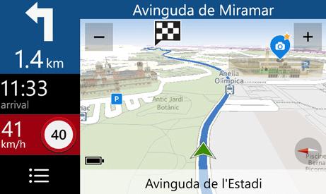 Navigations System