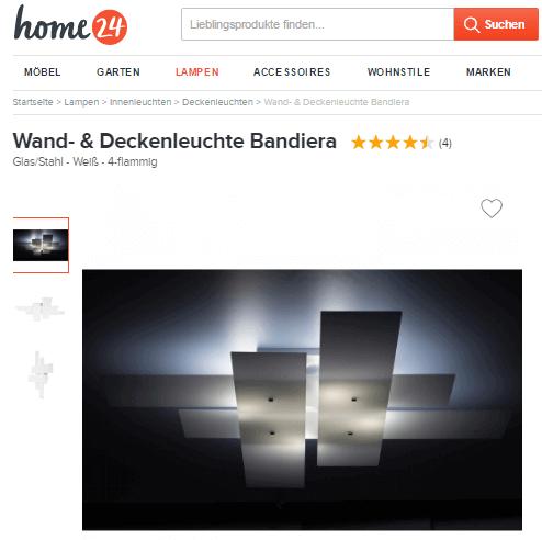 Lampen und Leuchten bei home24