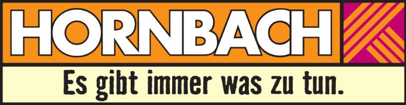 Das Logo von HORNBACH