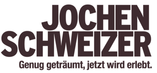 Das Logo von Jochen Schweizer