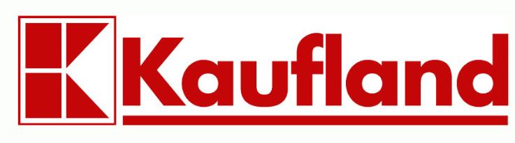 Das Logo von Kaufland