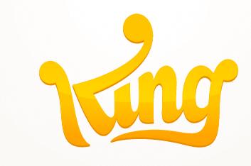 Das Logo von King