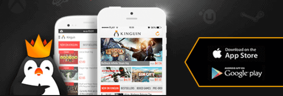 Die Kinguin App
