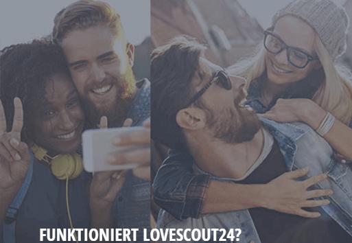 Suchmaschine bei LOVE SCOUT24