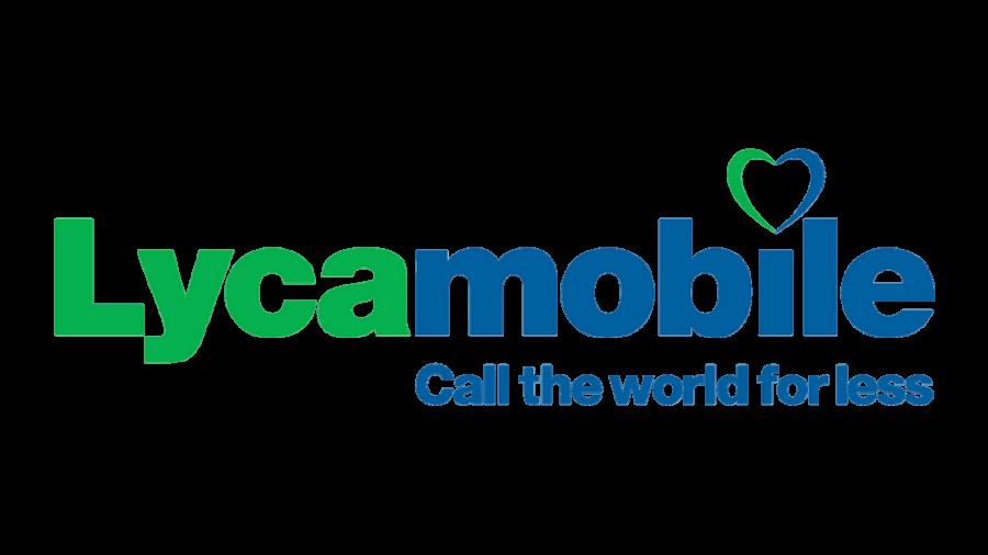 Das Logo von LycaMobile
