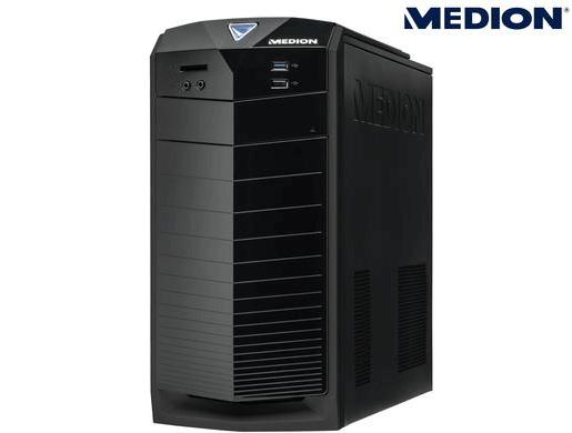 Ein PC der Marke MEDION