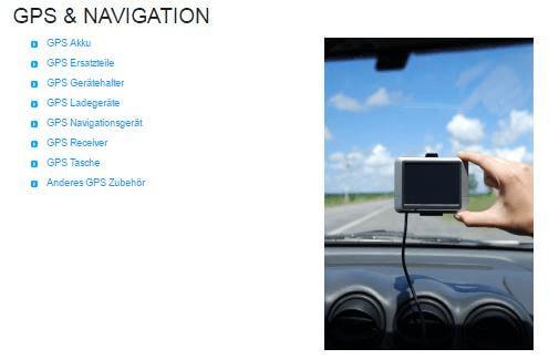 GPA und Navigtion bei MeinTrendyHandy