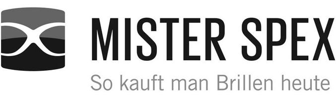 Das Logo von Mister Spex