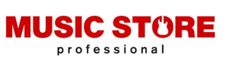 Das Logo von MUSIC STRORE