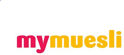 Das Logo von mymuesli