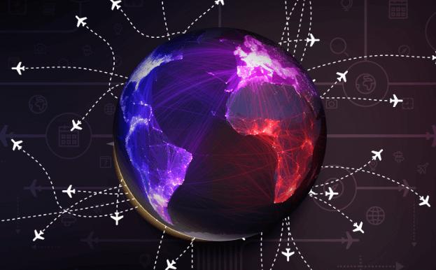 momondo Globus - Weltweit reisen