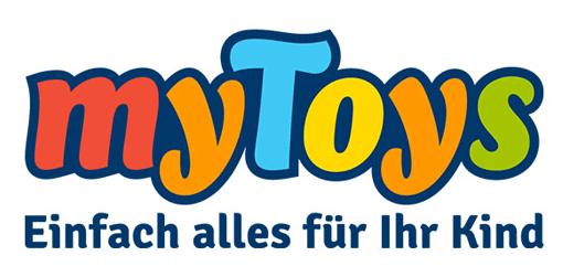 Das Logo von myToys
