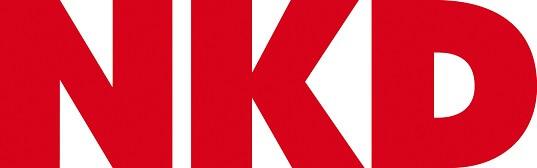 Das Logo von NKD
