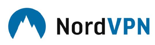 Das Logo von Nord VPN