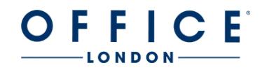 Das Logo von OFFICE LONDON