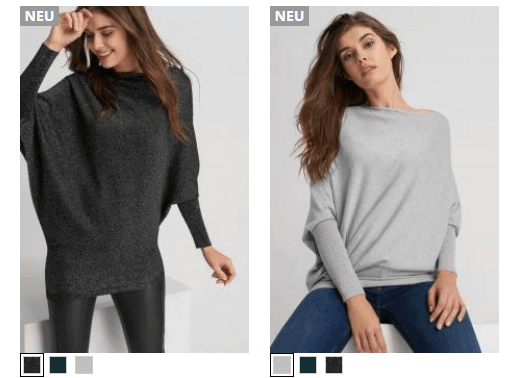 Pullover bei orsay