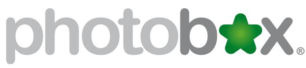 Das Logo von photobox