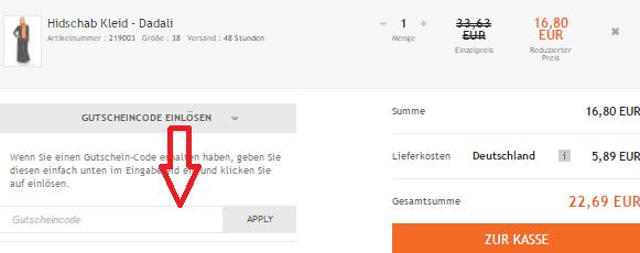 POPreal Gutscheincode
