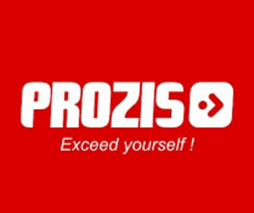 Das Logo der Firma Prozis