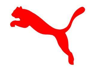Das Logo von Puma