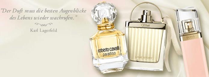 Damendüfte bei parfumdreams