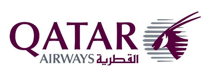 Qatar Airways - das Logo der Fluggesellschaft