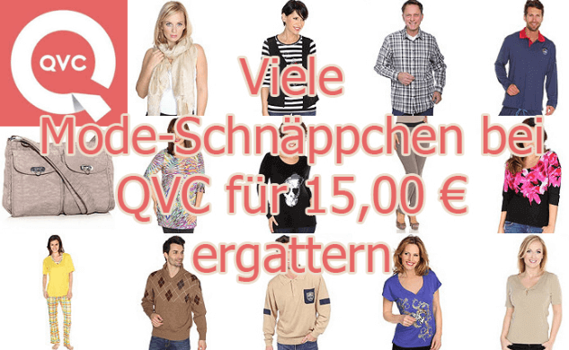 QVC Modelle in trendy Outfits, die man bei QVC bestellen kann