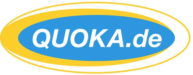 Das Logo von Quoka.de