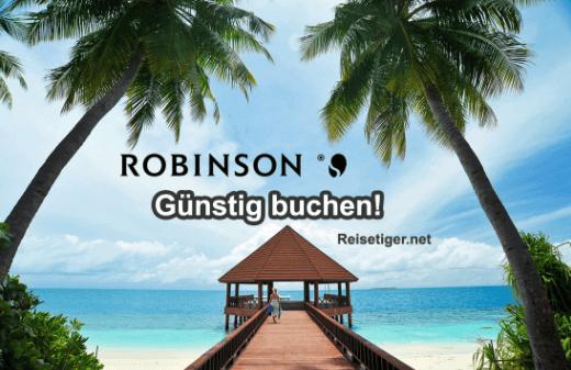 Günstig buchen bei ROBINSON