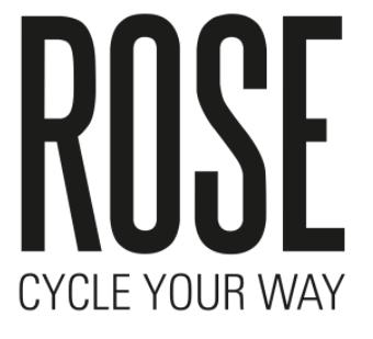 Das Logo von ROSE