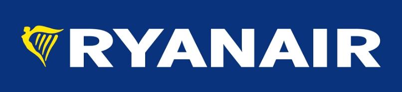 Das Logo von Ryanair