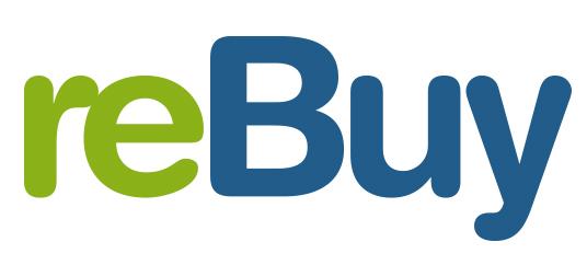Das Logo von reBuy