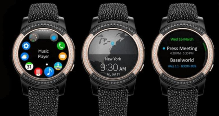 Samsung Smartwatch - die neuste Innovation