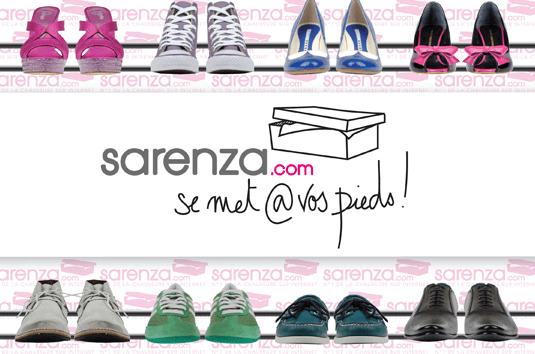 Sarenza.de große Auswahl an Schuhen