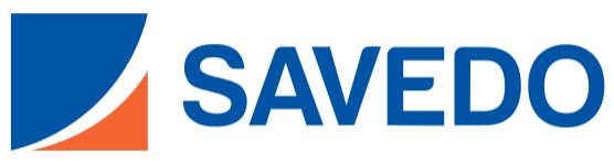 Das Logo von savedo