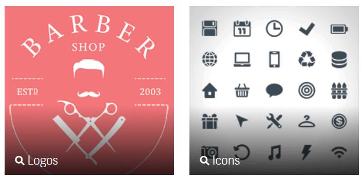 Vektorgrafiken bei Shutterstock