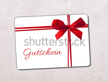 Gutschein Shutterstock