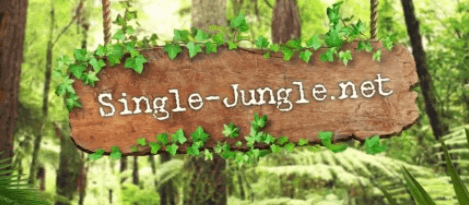 Das Logo von Single Jungle