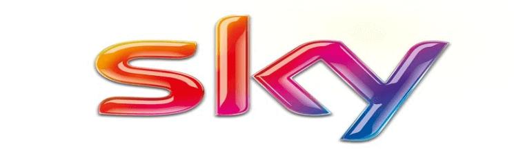 Sky, das Logo des Unternehmen