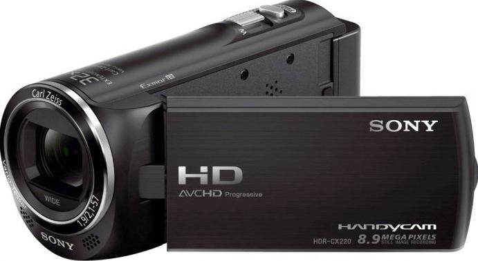 Eine Sony Camera