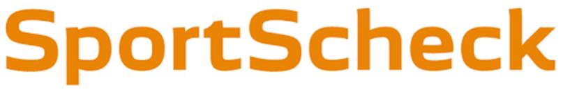 Das Logo der Firma SportScheck