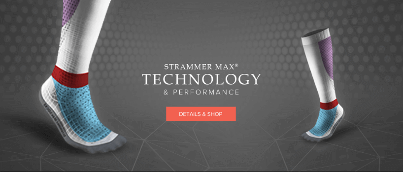 Strammermax Compressed Socken