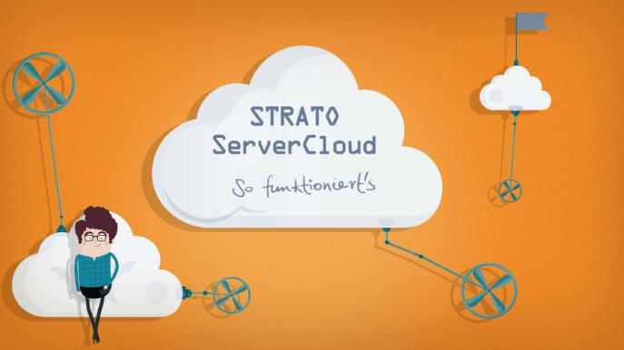Server Cloud STRATO