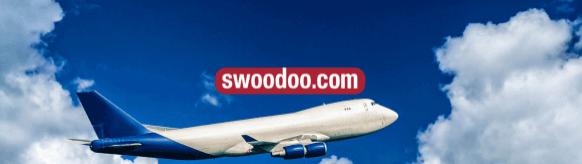 Flugzeug bei swoodoo
