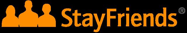 Das Logo von StayFriends