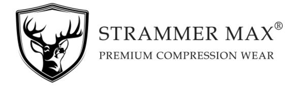 Das Logo von Strammermax