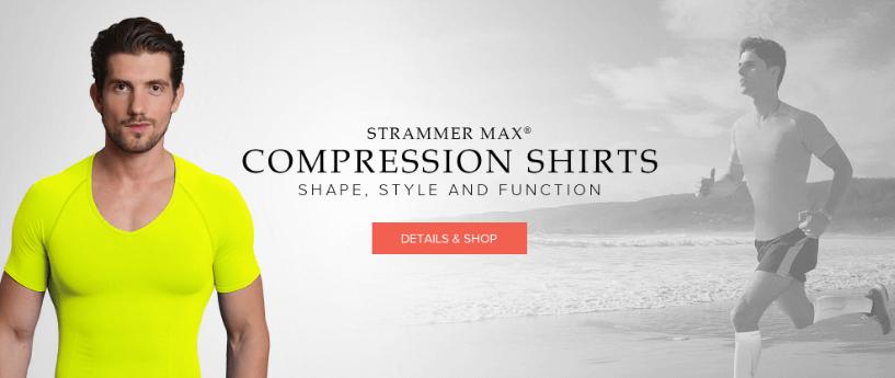Strammermax Compressed T-Shirt On-Max