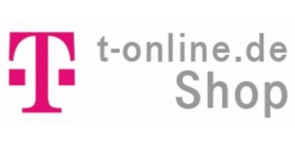 Das Logo von t-online shop